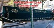 İstanbul İdari Protokolu Bu cenazede Buluştu