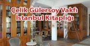 Çelik Gülersoy İstanbul Kitaplığı