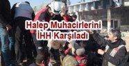 20 bin Halepliyi İHH karşıladı