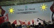İstanbul İYİ Parti 1. olağan kogresini yaptı