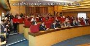 Belediye meclisinde Mustafa Demir SHOW