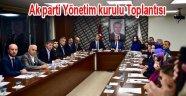 Bld. Başkanı Mustafa Demir istifa Etti.