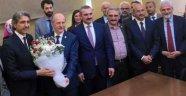 Fatih'e Başkan Hasan Suver