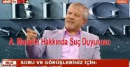 Balat'tan Ahmet Maranki'ye Suç Duyurusu