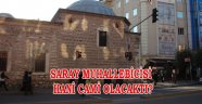 Cami Parselindeki Saray Muhallebicisi Ruhsatlıymış