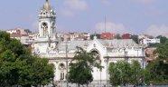 Stephan ( Bulgar ) Kilisesi Onarılırken
