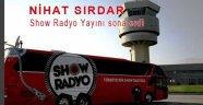 Nihat Sırdar Show Radyodan Ayrıldı