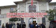 Ekrem İmamoğlu Fatih'te seçim ziyaretleri