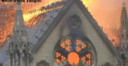 Notre-Dame Katedrali Yangını