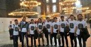 AGD'nin Ayasofya Eylemine soruşturma