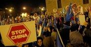 Doğu Türkistan için Sessiz Çığlık