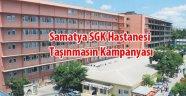 Samatya Hastahanesi Hasekiye Gitmesin