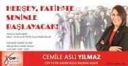 CHP Fatih kadın k. seçimine giderken
