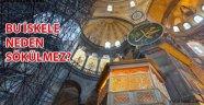 AYASOFYA'NIN KUTSAL İSKELESİ!