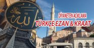 Türkçe İbadet ve Türkçe Ezan Meselesi