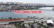 Eminönü - Alibeyköy Tramvay Hattı