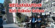 Fatih belediyesi Mevlanakapıyı yıkmaya kararlı