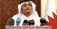 Türk Ordusu Katar Ambargosu ortasında