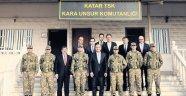 Suriye'den sonra Katar Cephesindeyiz.