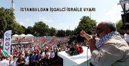 STK'lar Aksa İşgalini Protesto Etti