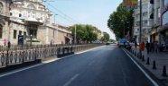 Laleli Ordu Caddesi Artık Yayaların
