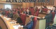 Belediye Meclisinde, İbretlik bir gün...