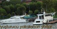 Balıkçı Barınağında 280 milyonluk uyuşturucu