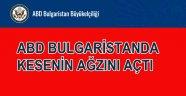 ABD Bulgaristana COVIT-19 yardımı
