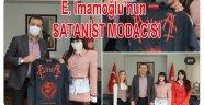 E. İmamoğlu Satanist merakı