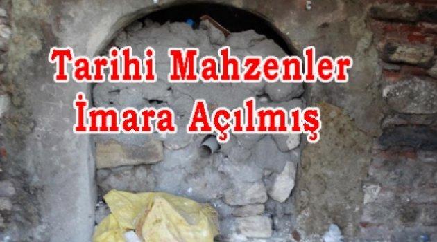 Tarihi mahzen haberimiz Yurt Gazetesinde