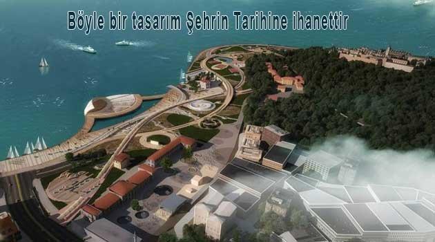 Tarihte Sarayburunu ve çevresi