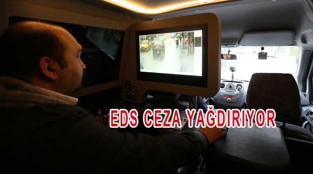 Trafikte EDS kusurları af etmiyor