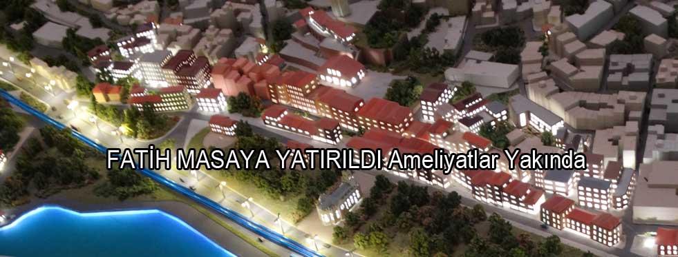 Fatih belediyesinden Müthiş Sürpriz gelişme