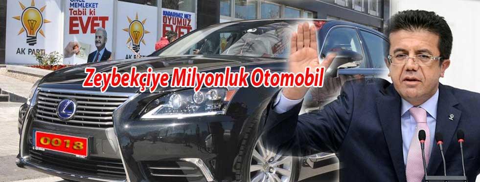 Güçlü Türkiyenin Göstergesi Milyonluk makam araçları