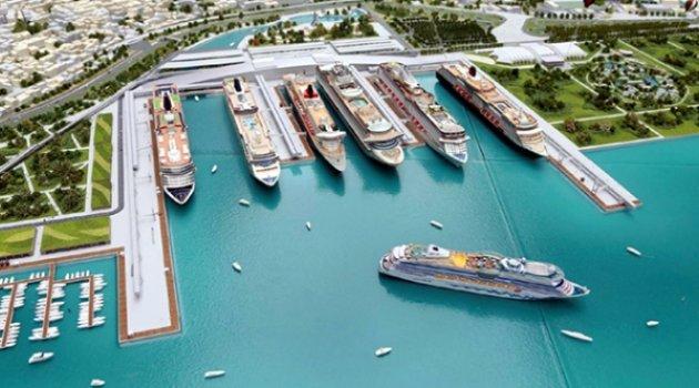 Yenikapı Samatya Kruvaziyer limana teklif var