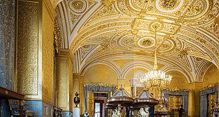 Petersburg'daki Devlet Hermitage Müzesi