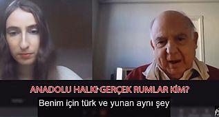 En hakiki Yunanlı Türklerdir