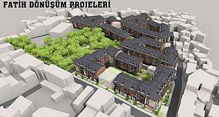 Fatih'te Kentsel Dönüşüm Projeleri