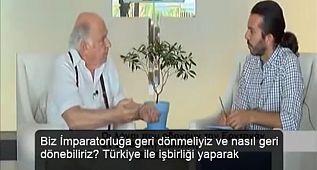 Ordinaryüs Profesör Dimitri Kiçikis, DNA'mız Türk
