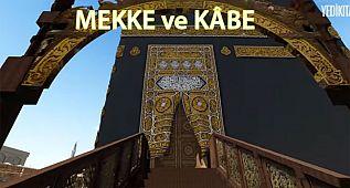 1880 Kâbe ve Mekke'nin bütün özellikleri