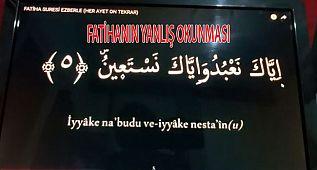 Fatiha'da vahim yanlış Namazı bozmaz mı?