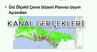 KANAL İSTANBUL GERÇEKLERİ