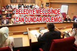 Fatih belediye meclisinde Can Dündar polemiği