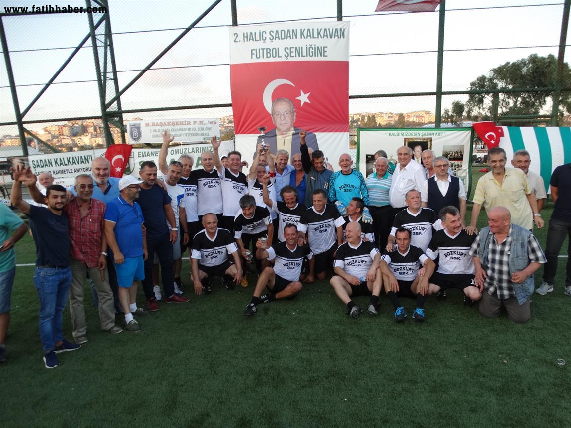 şadan Kalkavan Futbol Turnuvası Final maçı