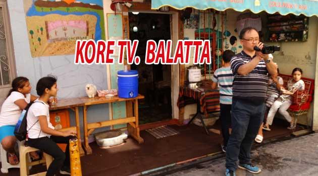 Balat Fener Kore Televizyonunda