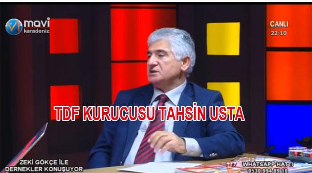 Tahsin Usta ile Trabzon STK'ları üzerine
