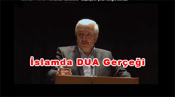 Dua Kavramı - Prof Dr Mehmet OKUYAN
