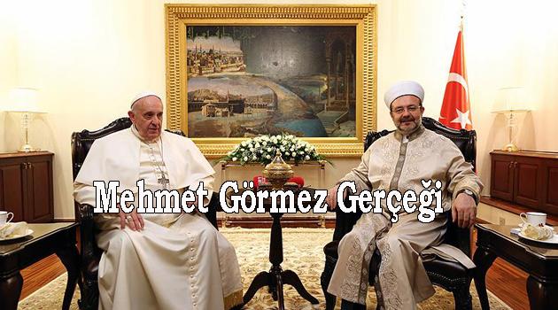 Prof. Dr. Mehmet Görmez hakkında