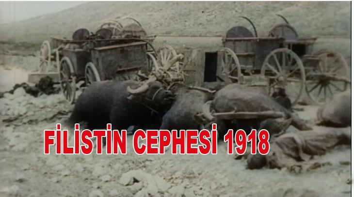 Nablus Bozgunu 1918