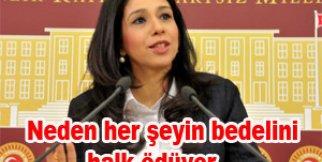 İst. Milletvekili Gülay Yedekçi HAYIR